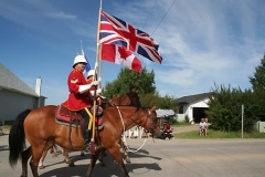 NWMP Commemorative Association events from the past!